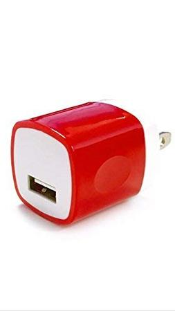 1 USB Wall Charger, HLCT 1A Universal USB Wall Charger Adapt