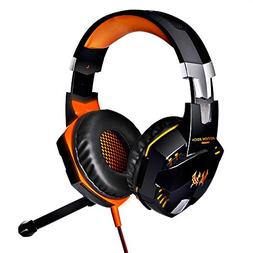 HUAXING 2018 Multi-Platform New Xbox one PS4 Gaming Headset