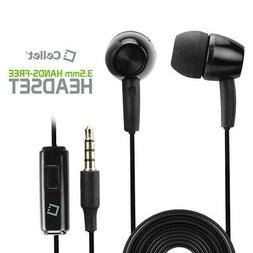 Cellet 3.5mm Stereo Sports Dual Earphones Headphones Earbuds