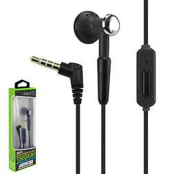 3 5mm wired hands free earpiece single