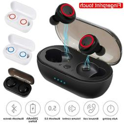 5 Core Wireless Earbuds Bluetooth 5.0 Sweatproof TWS In-Ear