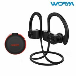 MPOW Flame IPX7 Waterproof Bluetooth 4.1 Noise Cancelling E