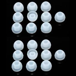 BLUECELL Silicone Replacement Ear Bud Tips for Audio-Technic