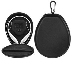 BOVKE Carrying Case for LG Electronics Tone + HBS-900 HBS-76
