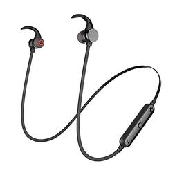 Bluetooth Earbuds, AWEI Magnetic Wireless Earbuds Sport In-E