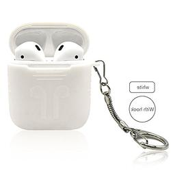 GerTong For Apple AirPods Case Wireless Bluetooth Earphone C