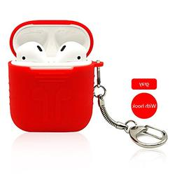 GerTong For Apple AirPods Case iPhone Wireless Bluetooth Ear
