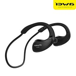 AWEI A885BL Sports Earphones for Running, IPX4 Sweatproof Wi