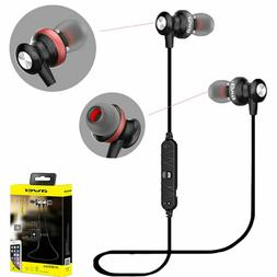 Awei A980BL Wireless Sport Bluetooth 4.1 Earbuds Noise Isola