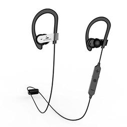Active Noise Cancelling Bluetooth Earbuds, Meidong HE8C Ear