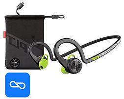 Plantronics BackBeat FIT Boost Edition Sport Earbuds, Waterp