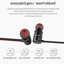 Golden Earphone AK7 Wireless Headphone Bluetooth Earphone Fo