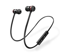 Gadget Place F1 Black Wireless Bluetooth Earphones Earbuds H