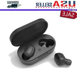 Bluetooth 5.0 Wireless Earbuds Headsets Stereo Headphones Fo