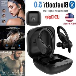 bluetooth 5 0 wireless earbuds with wireless