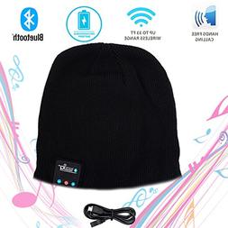 Ideas In Life Bluetooth Cap Beanie for Men and Women - Wirel