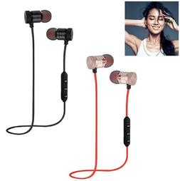 Bluetooth Earbuds Earphone Sports Wireless Headphones in Ear