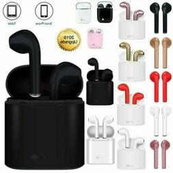 Bluetooth Earbuds For IOS Android Apple Pods Style Wireless