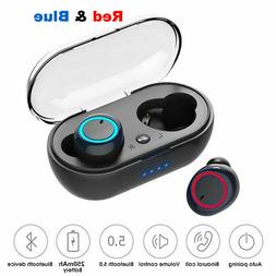 Bluetooth Earbuds For iPhone Samsung LG Android Wireless Ear