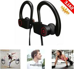 HOT NEW Bluetooth Earbuds Waterproof Otium Sports Wireless H