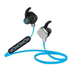 Bluetooth Earphone, IP55 Wireless Headphones Bluetooth 4.1 I