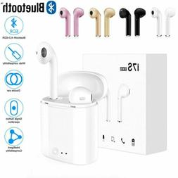 Bluetooth Earphones For iPhone Android IOS Samsung Earpods W