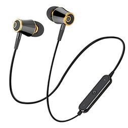 Ocamo Sport Bluetooth Earphones Wireless Headphones Running