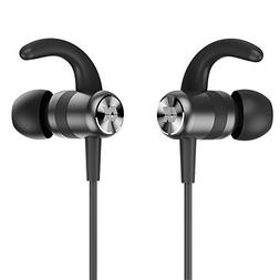 bluetooth headphones ear magnetic wireless