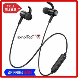 Bluetooth Headphones TaoTronics TT-BH026 Wireless Earbuds Sp