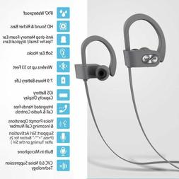 Mpow Bluetooth Headphones Waterproof Earphone Sport Headset
