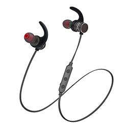 Bluetooth Headphones AWEI Wireless 4.1 Smart Magnetic Switch