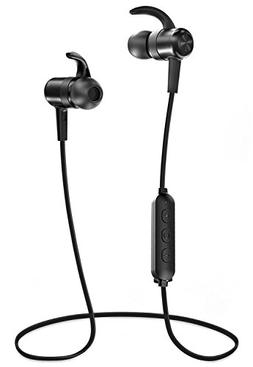 Bluetooth Headphones ZAOX Sports Wireless Earbuds 9 Hours 4.