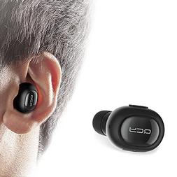 OWIKAR Bluetooth Headset, Q26 Mini Invisible Earpiece In Ear
