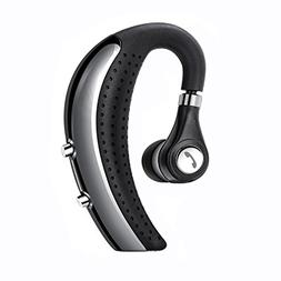 Bluetooth Headset,V4.0 Wireless Bluetooth Earpiece Hands-Fre