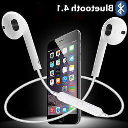 Bluetooth Sport Headset Wireless Running Headphone Earphone