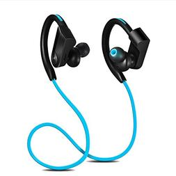 Sport Bluetooth Stereo Wireless Headphones With Microphone b