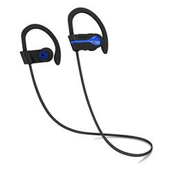 SENSO Bluetooth Wireless Headphones, Best Sports Earphones w
