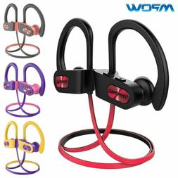 MPOW Wireless Bluetooth Headphones Best Running Sports Worko