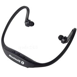 Bluetooth Wireless Headset Stereo Headphone Earphone Handfre