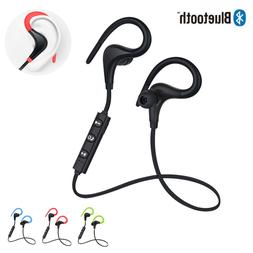 BT-1 <font><b>Bluetooth</b></font> Earphone Wireless Headpho