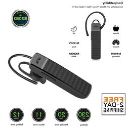 Bluetooth Headset, Noise Cancelling Wireless Earbuds Earpiec
