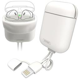 REMAX Cole AirPods Case and Charging Cables Compatible with