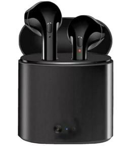DELUXE Wireless earbuds bluetooth 5.0 headphones HQ. With ch