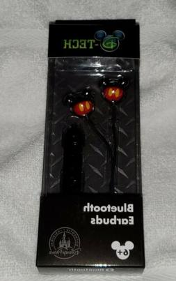 Disney Parks Wireless Bluetooth Earbuds D-Tech Mickey Mouse