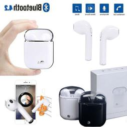Dual Wireless Bluetooth Earphone Earbuds for Samsung Note9 S