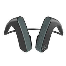 SODIAL E1 Bone Conduction Headphone Bluetooth Earphones Wire