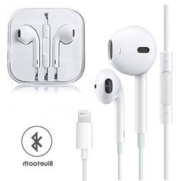 NCLINGLU EarPods Lightning Connector Compatible iPhone 7/7 P