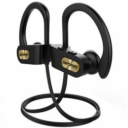 flame bluetooth headphones wireless earbuds sport stereo