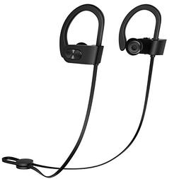 Mpow Flame Bluetooth Headphones, Waterproof IPX7 Wireless Ea