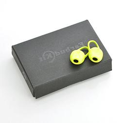 Kr-Net® Green Earbud Kit for Plantronics BackBeat Fit Bluet